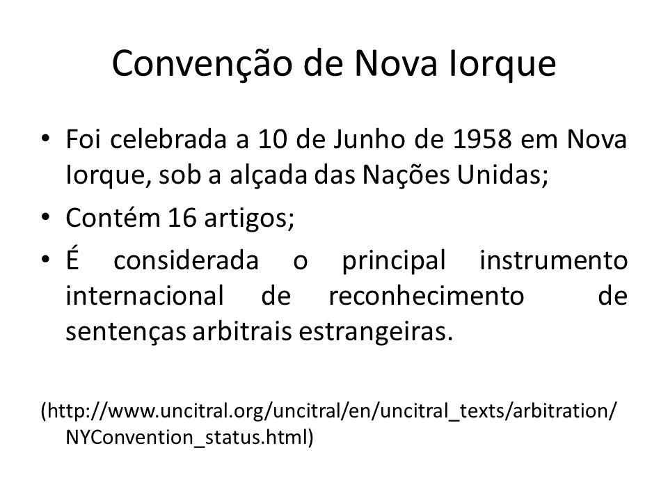 Convenção de Nova Iorque