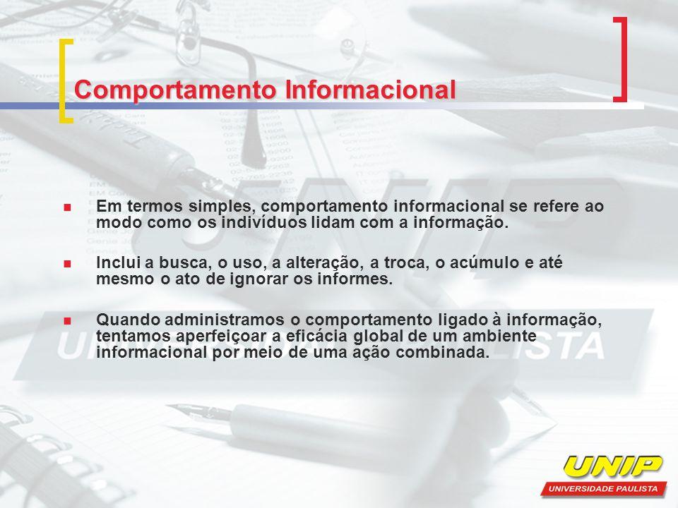 Comportamento Informacional