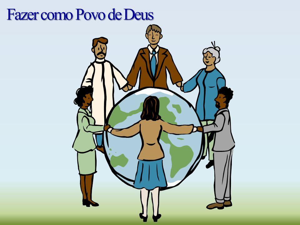 Fazer como Povo de Deus