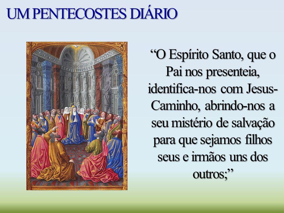 UM PENTECOSTES DIÁRIO