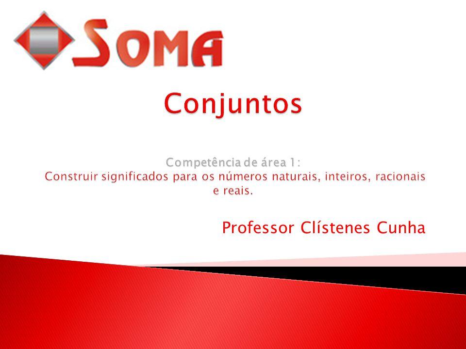 Professor Clístenes Cunha