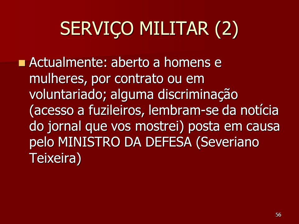 SERVIÇO MILITAR (2)