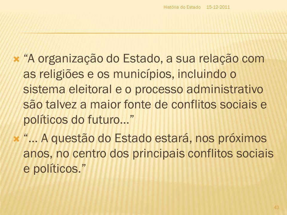 História do Estado 15-12-2011.