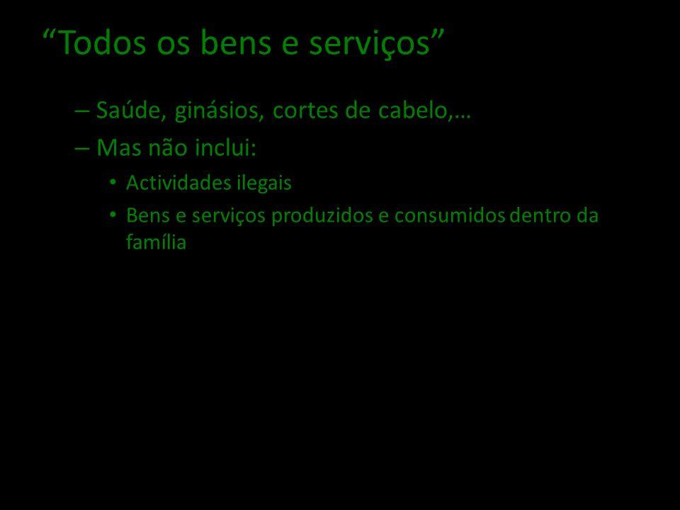 Todos os bens e serviços