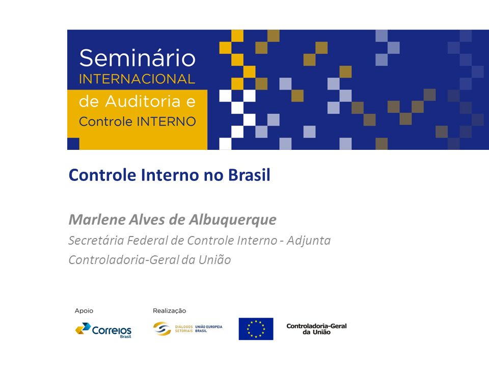 Controle Interno no Brasil