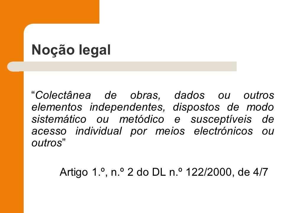 Noção legal