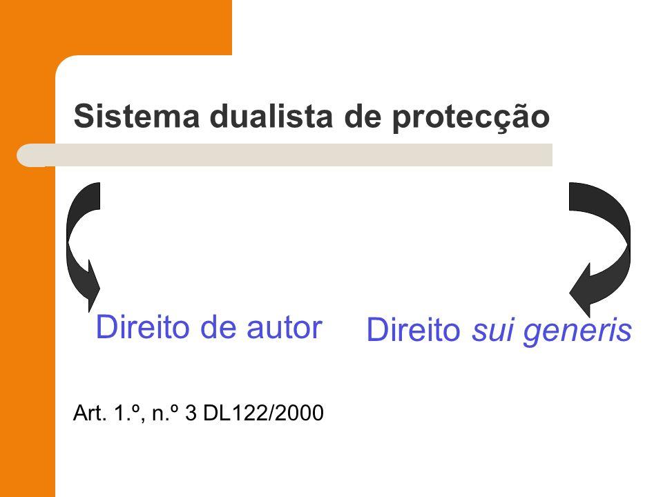Sistema dualista de protecção