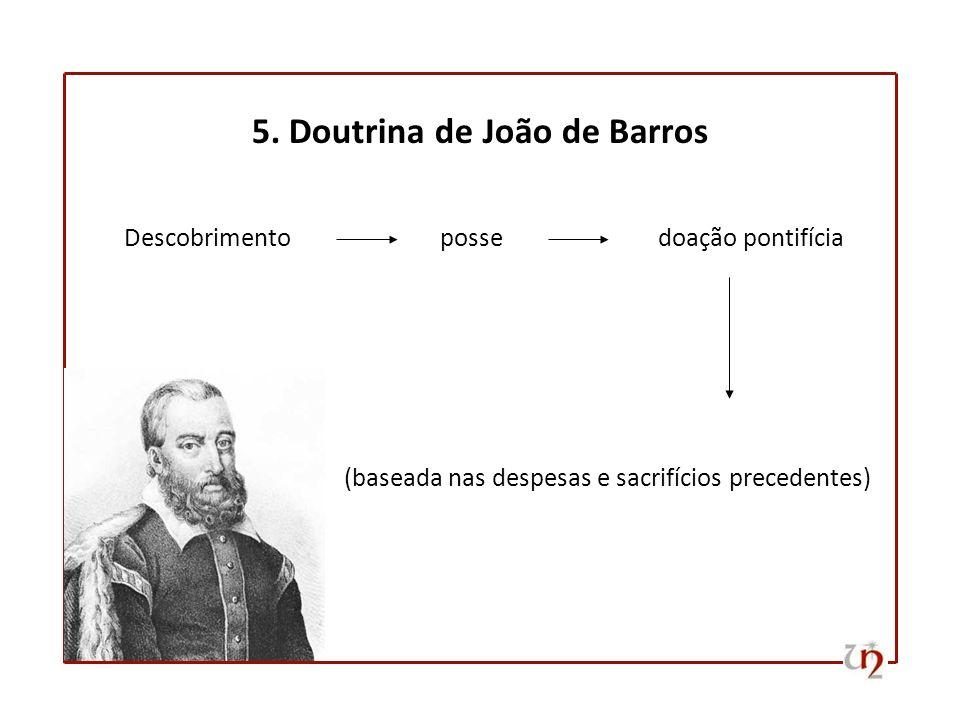 5. Doutrina de João de Barros
