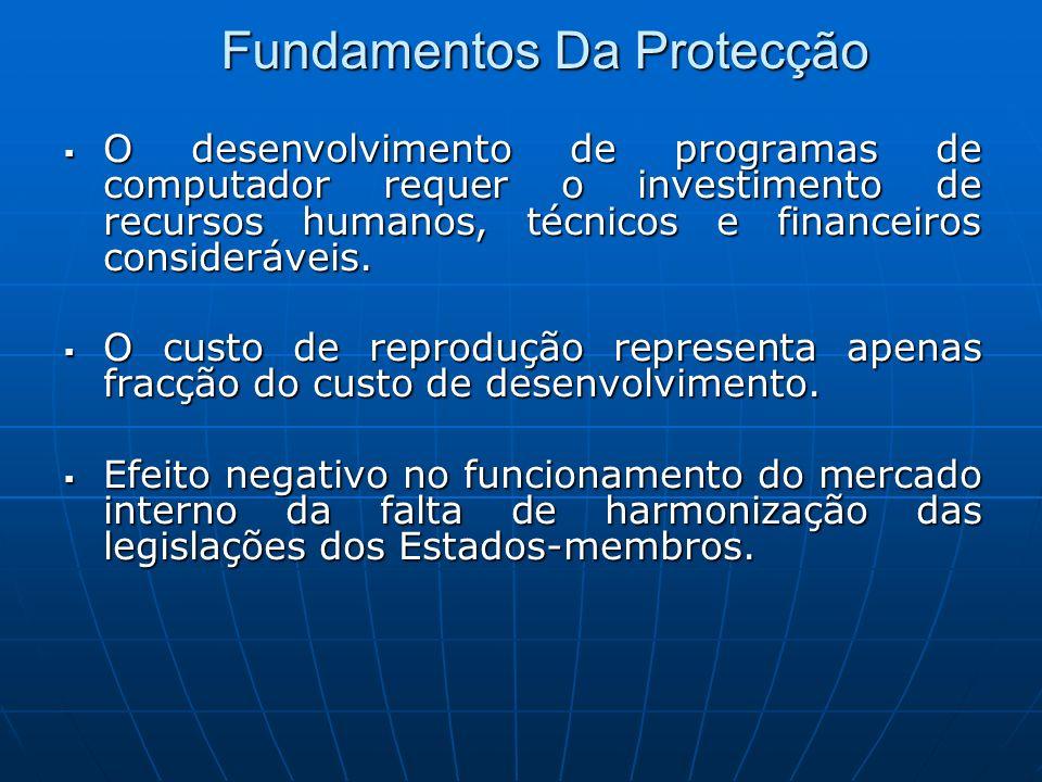 Fundamentos Da Protecção