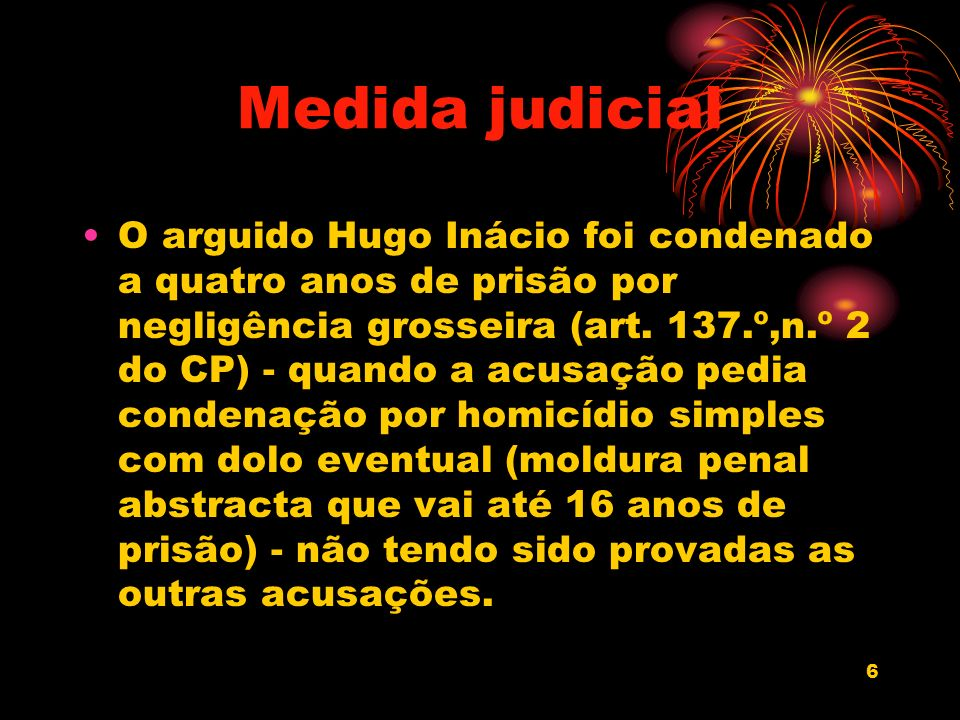 Medida judicial