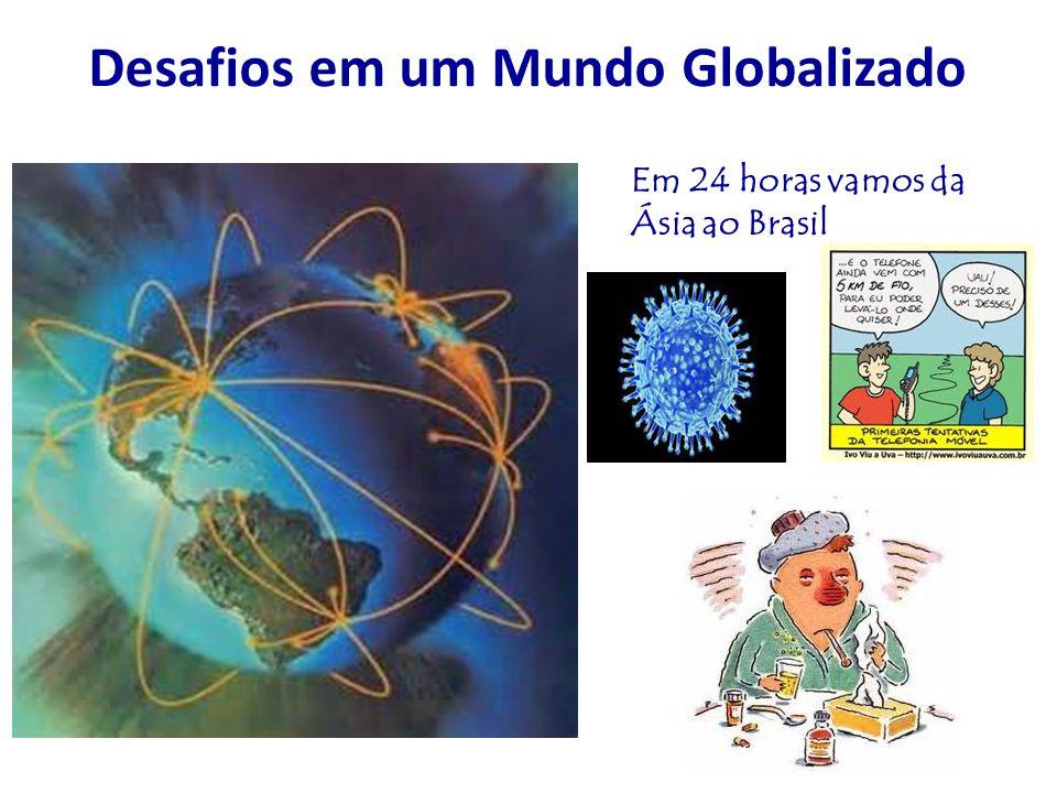Desafios em um Mundo Globalizado