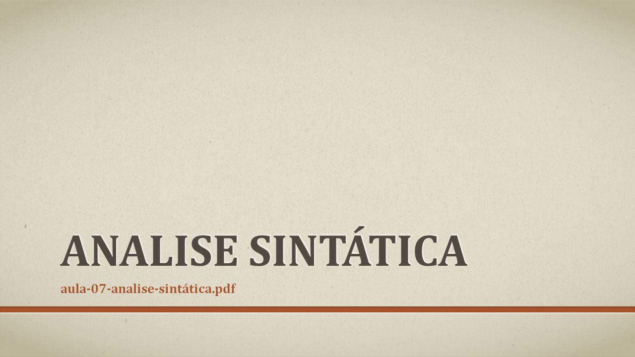 Analise sintática aula-07-analise-sintática.pdf