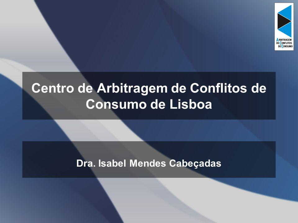 Centro de Arbitragem de Conflitos de Consumo de Lisboa
