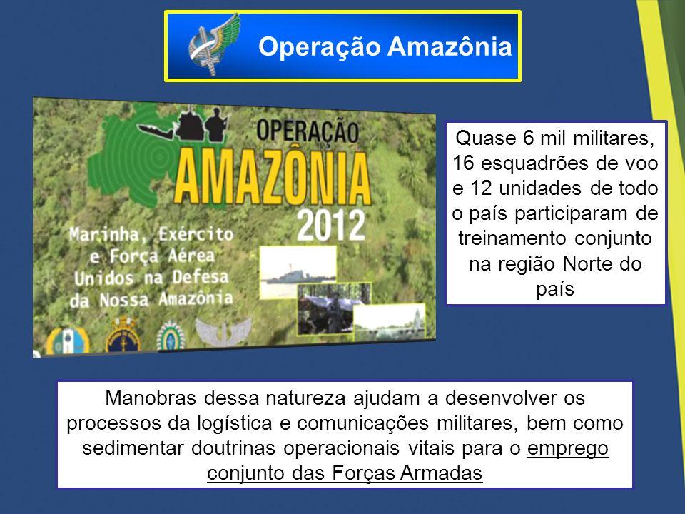 Operação Amazônia