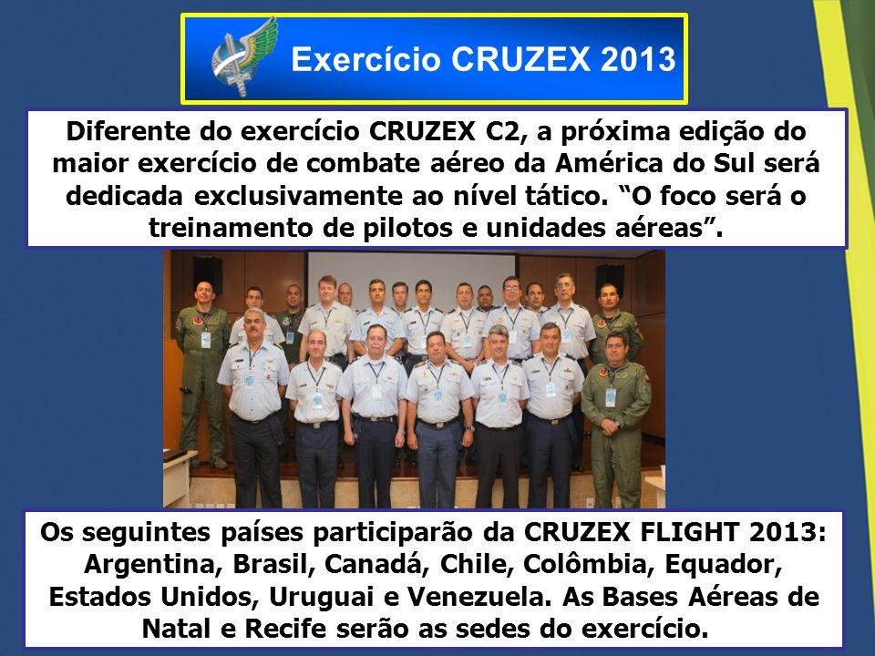 Exercício CRUZEX 2013