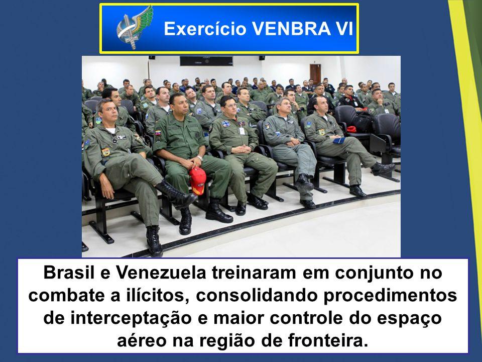 Exercício VENBRA VI