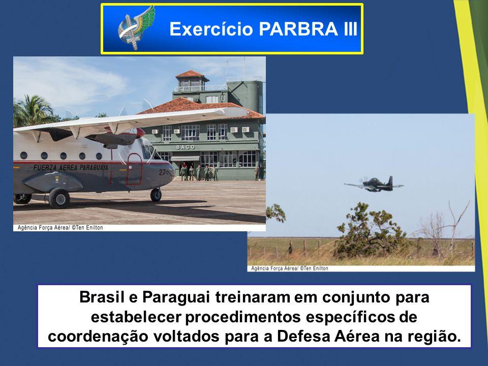 Exercício PARBRA III