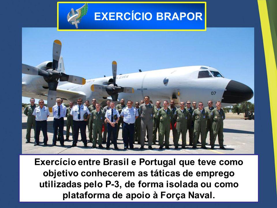 EXERCÍCIO BRAPOR