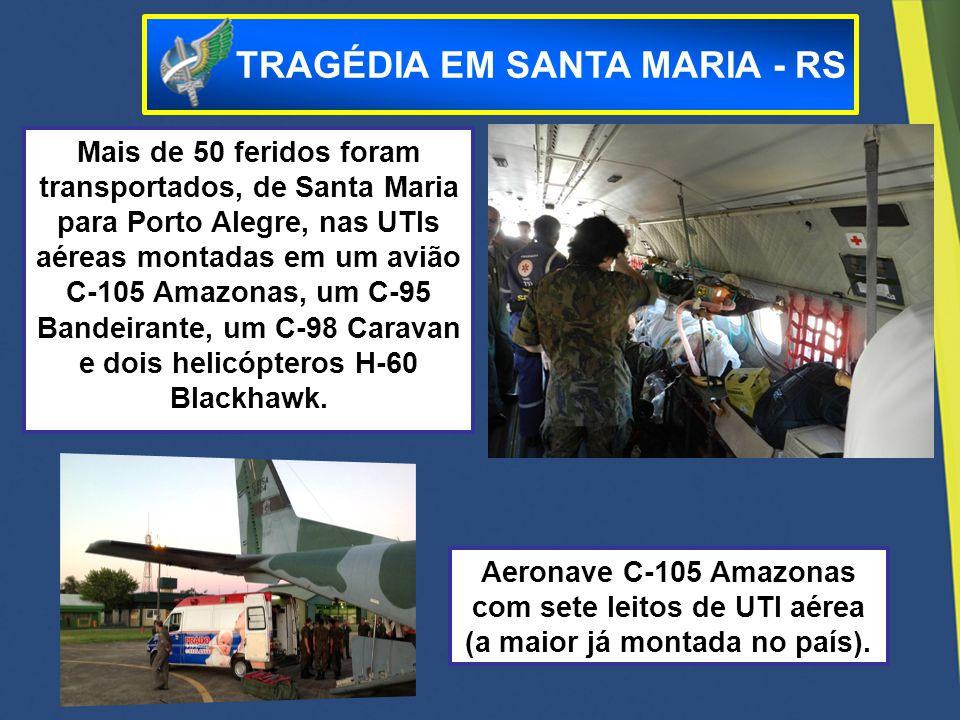 TRAGÉDIA EM SANTA MARIA - RS