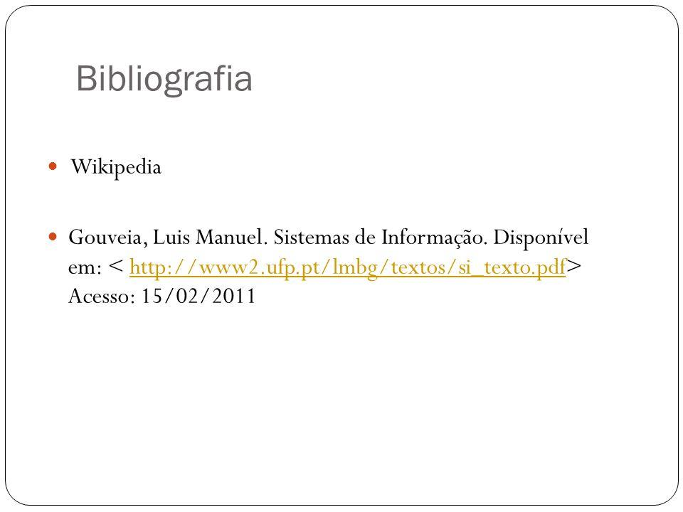 Bibliografia Wikipedia