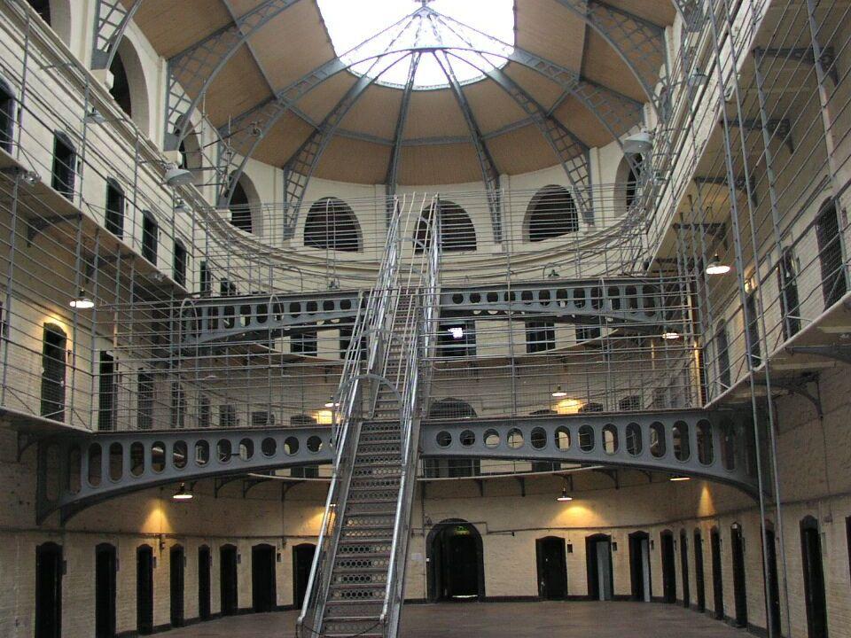 Kilmainham Gaol , Ireland, 1796