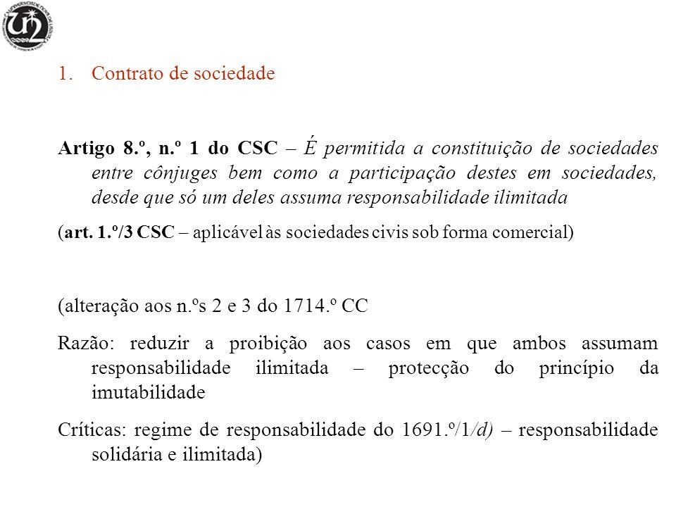 (alteração aos n.ºs 2 e 3 do 1714.º CC