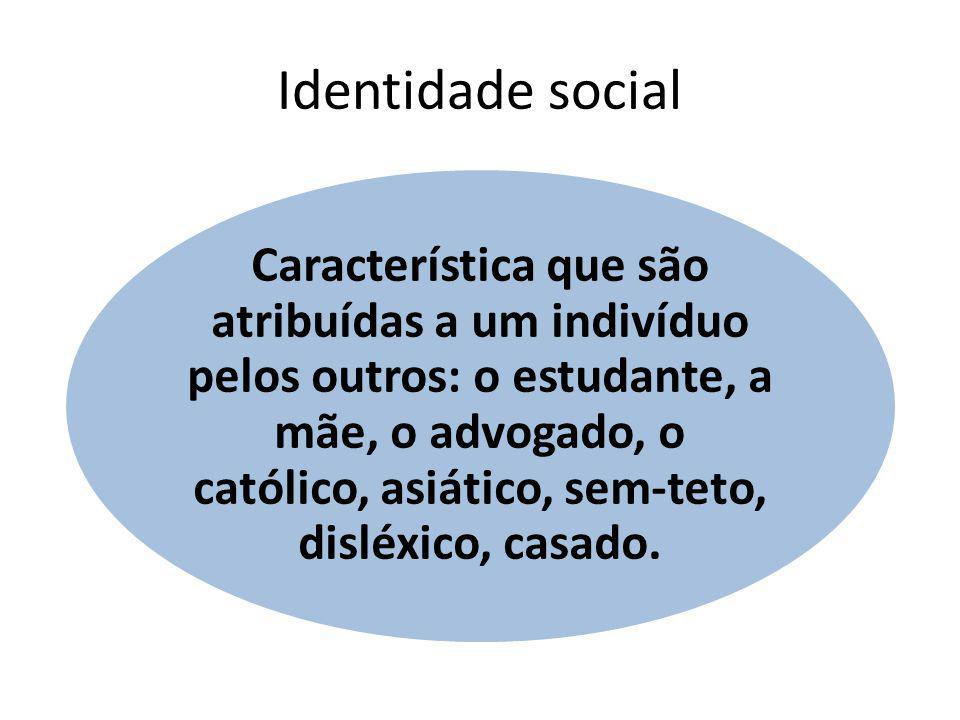 Identidade social