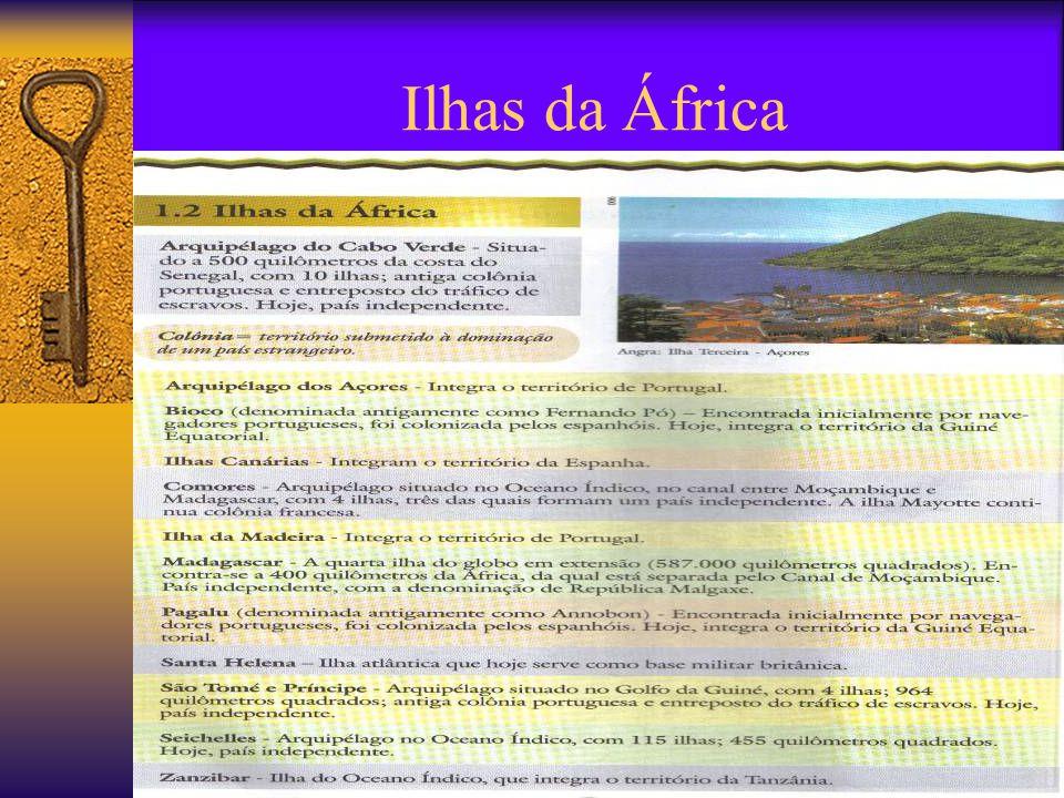 Ilhas da África