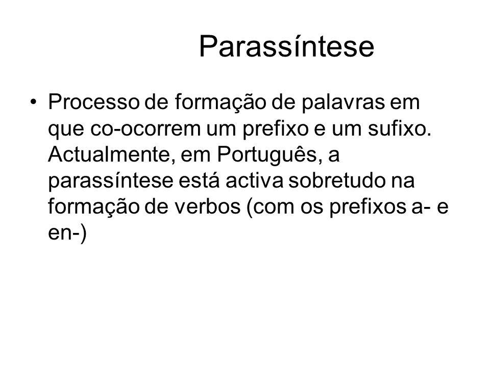Parassíntese