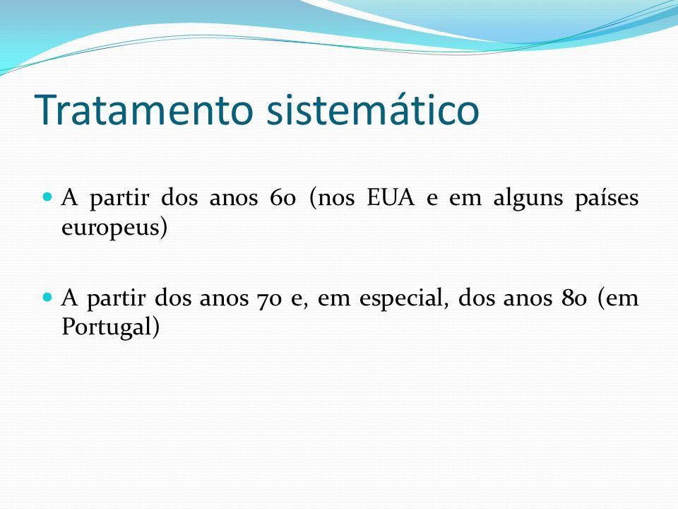 Tratamento sistemático