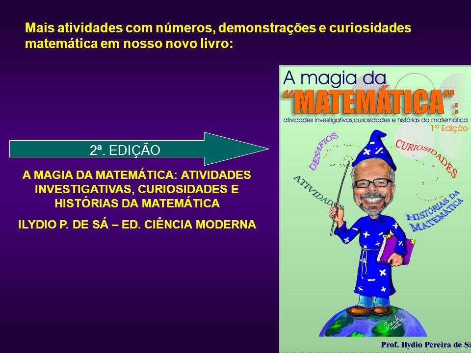ILYDIO P. DE SÁ – ED. CIÊNCIA MODERNA