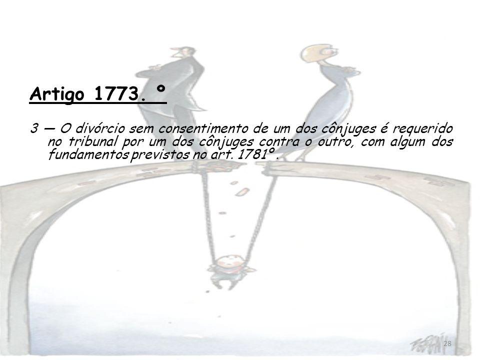 Artigo 1773. º