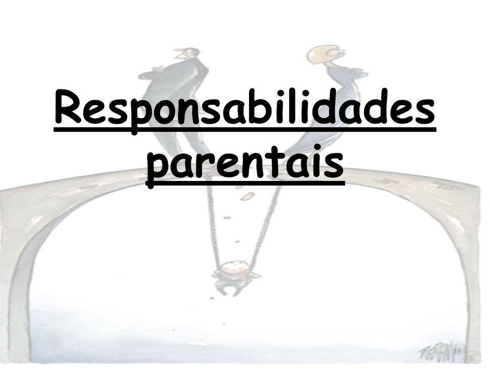Responsabilidades parentais