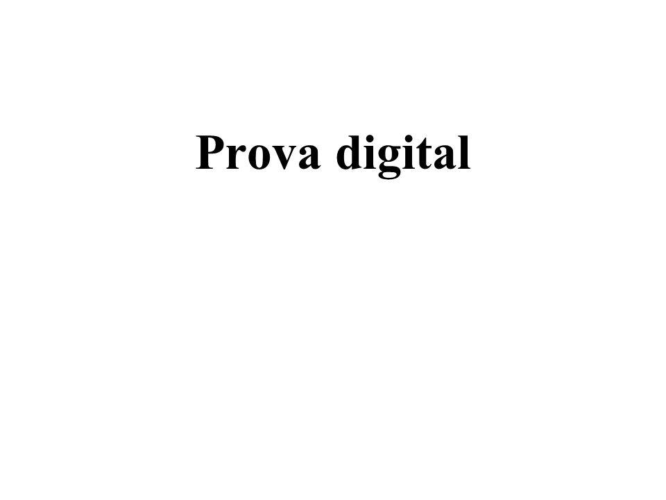 Prova digital