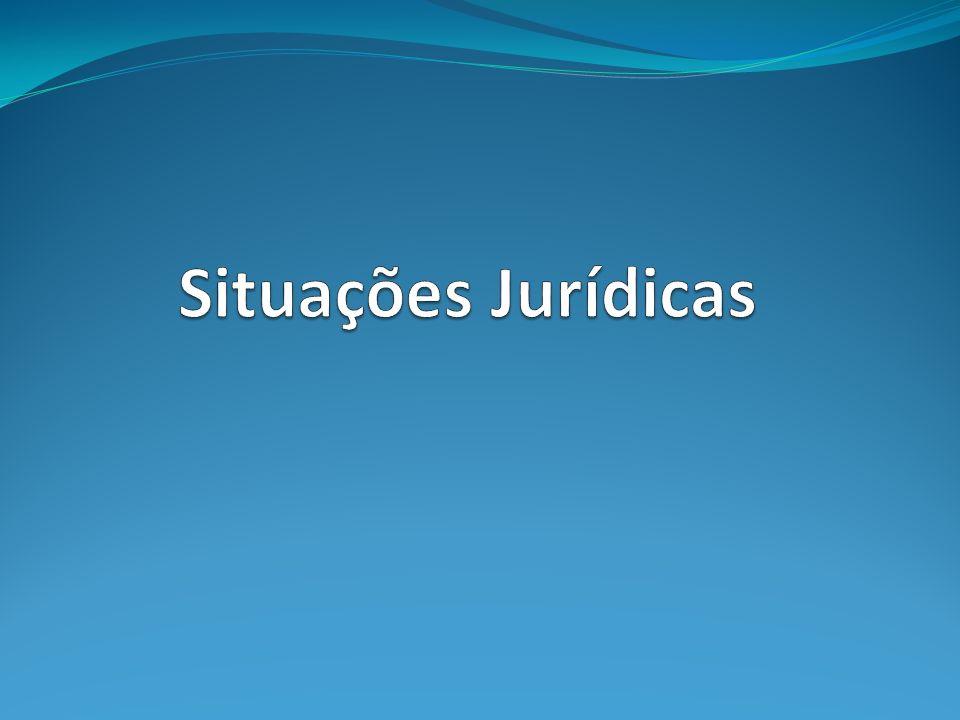 Situações Jurídicas