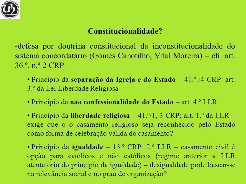 Constitucionalidade