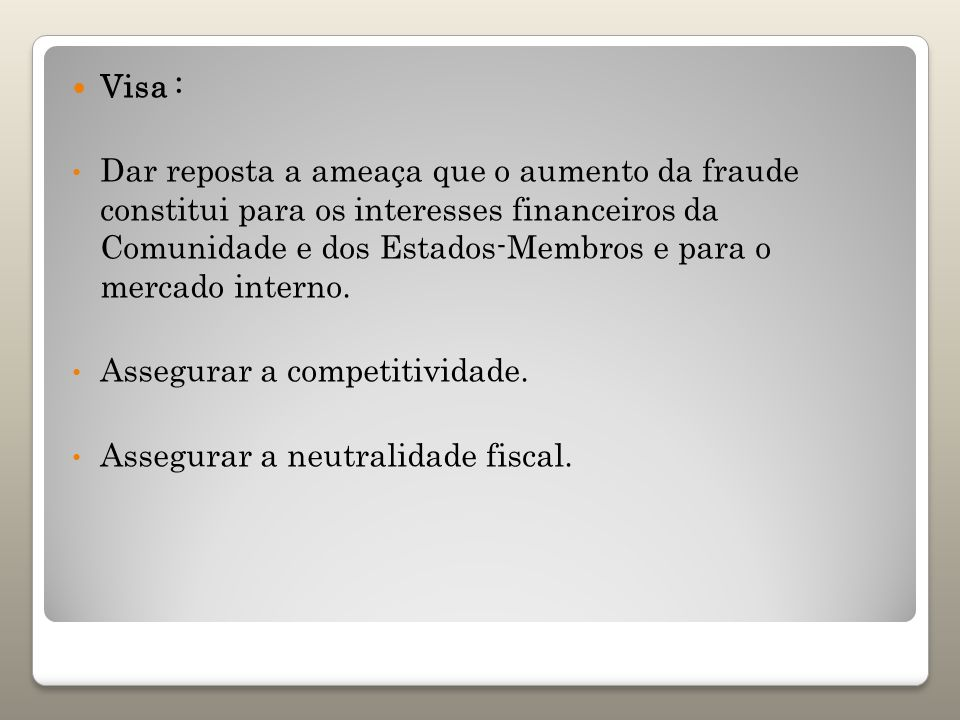 Visa :