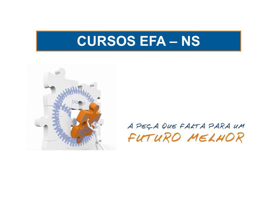 CURSOS EFA – NS