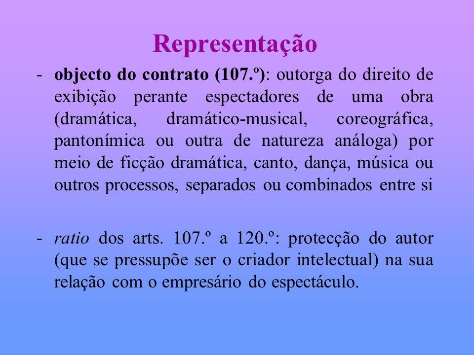 Representação