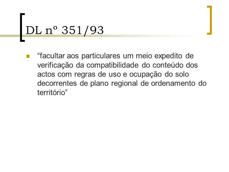 DL nº 351/93