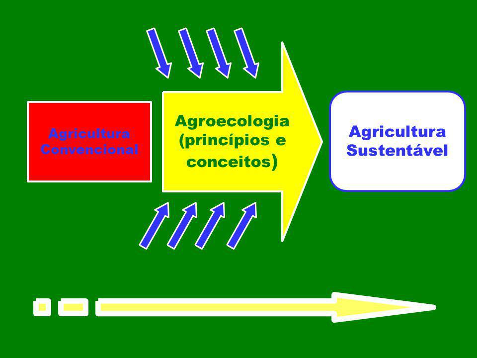 Agroecologia (princípios e conceitos)