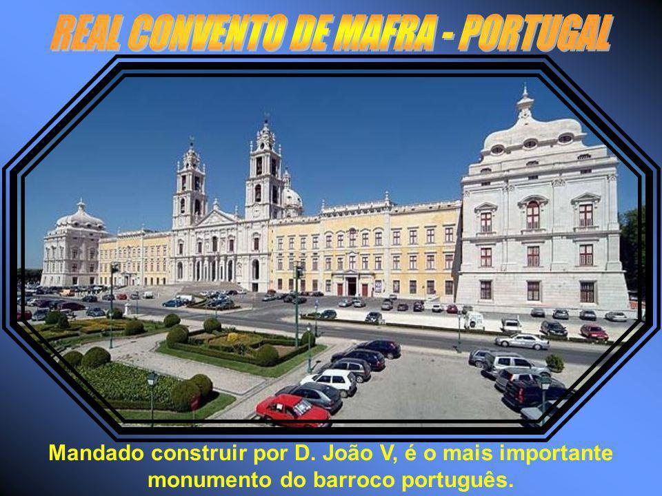 REAL CONVENTO DE MAFRA - PORTUGAL
