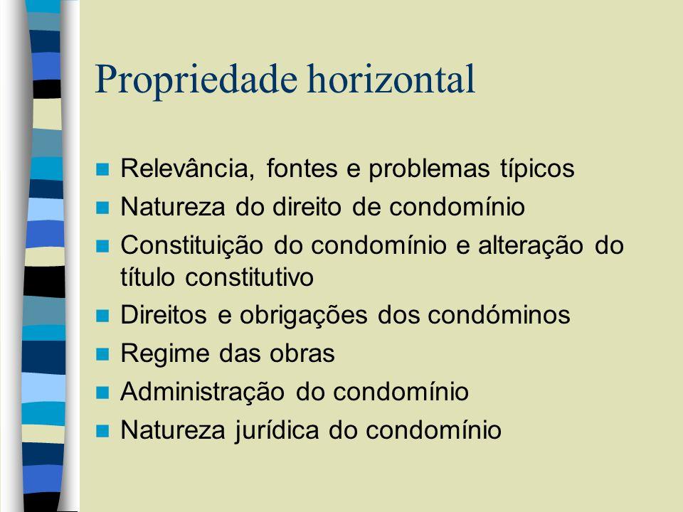 Propriedade horizontal