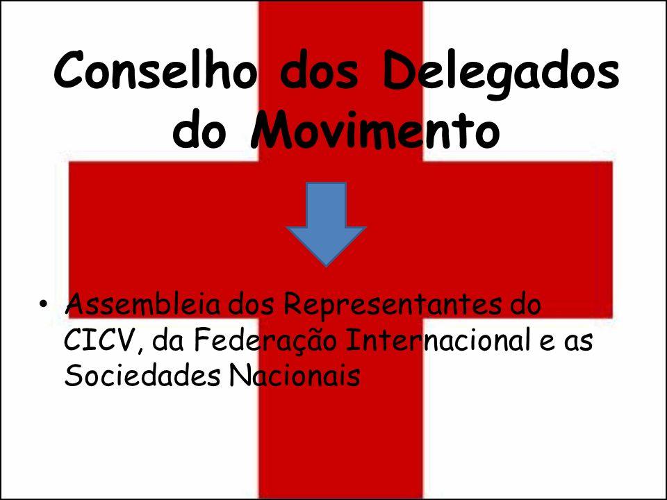 Conselho dos Delegados do Movimento