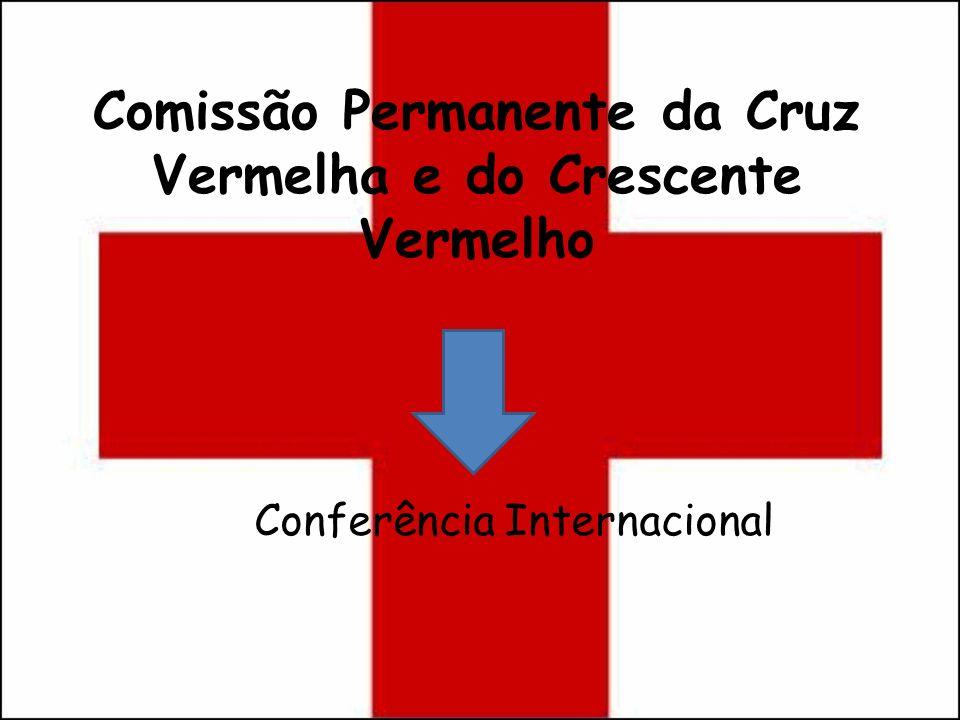 Comissão Permanente da Cruz Vermelha e do Crescente Vermelho