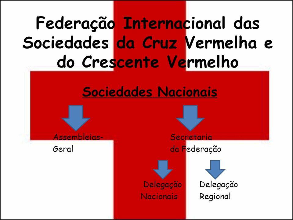 Federação Internacional das Sociedades da Cruz Vermelha e do Crescente Vermelho