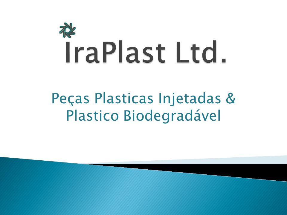 Peças Plasticas Injetadas & Plastico Biodegradável