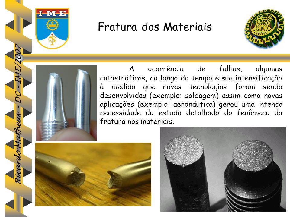 Fratura dos Materiais