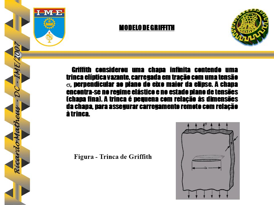 MODELO DE GRIFFITH
