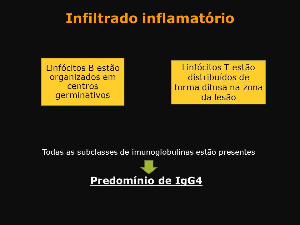 Infiltrado inflamatório